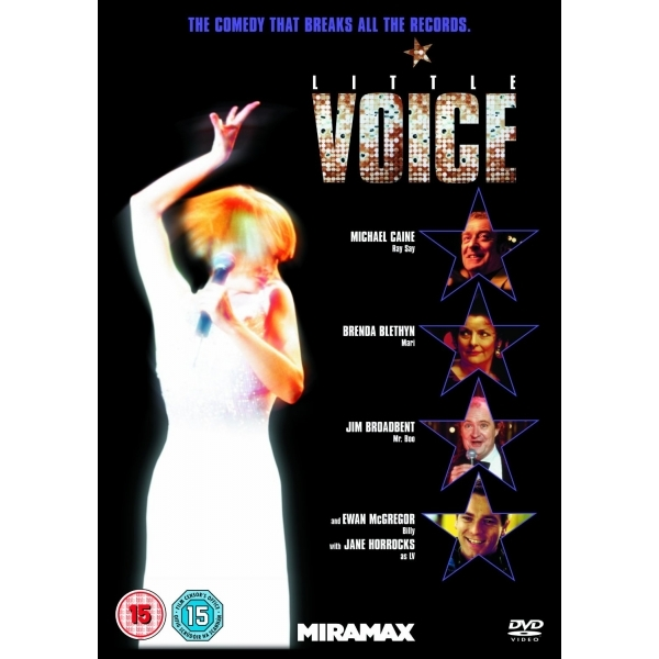 Little Voice Aka Rise And Fall DVD