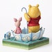 50 Years of Friendship (Winnie the Pooh & Piglet) Disney Traditions Figurine - Image 2