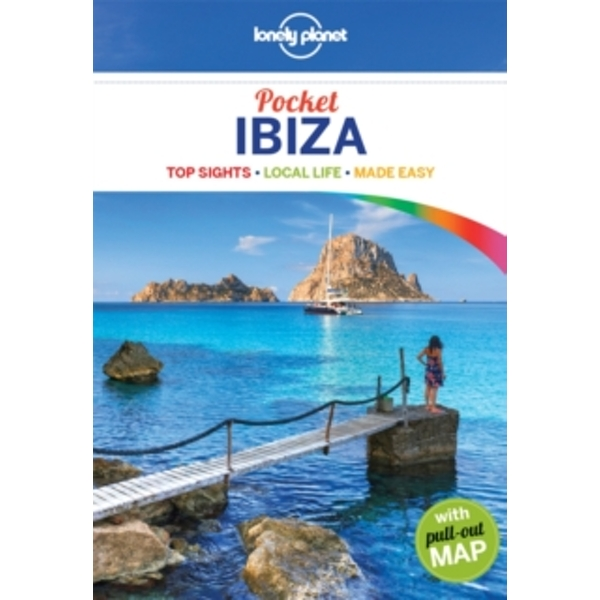Lonely Planet Pocket Ibiza by Lonely Planet, Iain Stewart (Paperback, 2015)