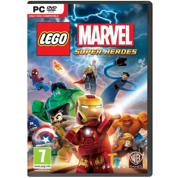 Lego Marvel Super Heroes Game PC - Image 1