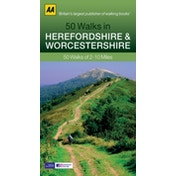 50 Walks in Herefordshire & Worcestershire by Nick Reynolds (Paperback, 2013)