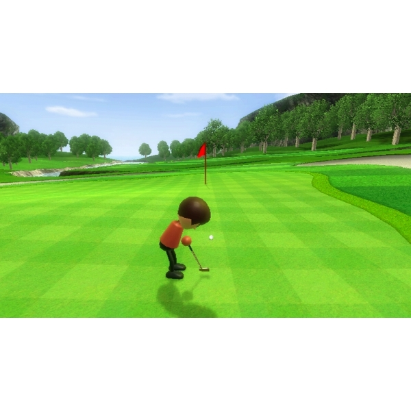 Sports Game (Selects) Wii - Image 3