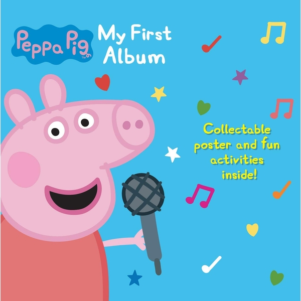 Peppa Pig: My First Album CD