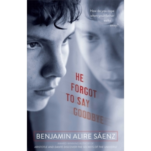He Forgot to Say Goodbye by Benjamin Alire Saenz (Paperback, 2010)