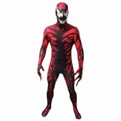 Morphsuit Carnage XX-Large Red