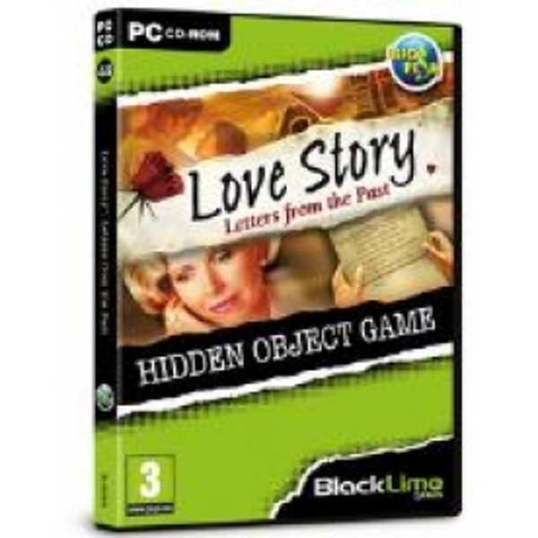 Love Story 1: Letters from the Past Hidden Object Game for PC (CD-ROM)