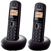 Panasonic KXTGB212EB Twin Digital Cordless Telephone UK Plug