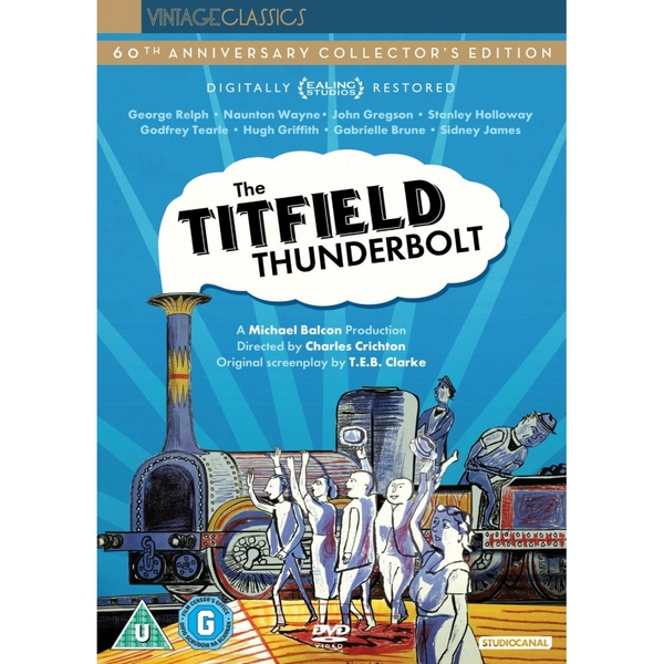 The Titfield Thunderbolt - 60th Anniversary Collector's Edition DVD