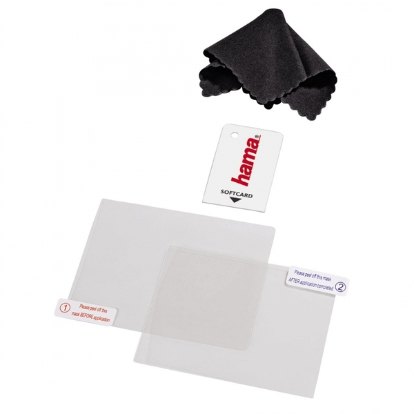 Screen Protector Set for Nintendo New 3DS