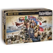 Axis & Allies WW1 1914 Board Game
