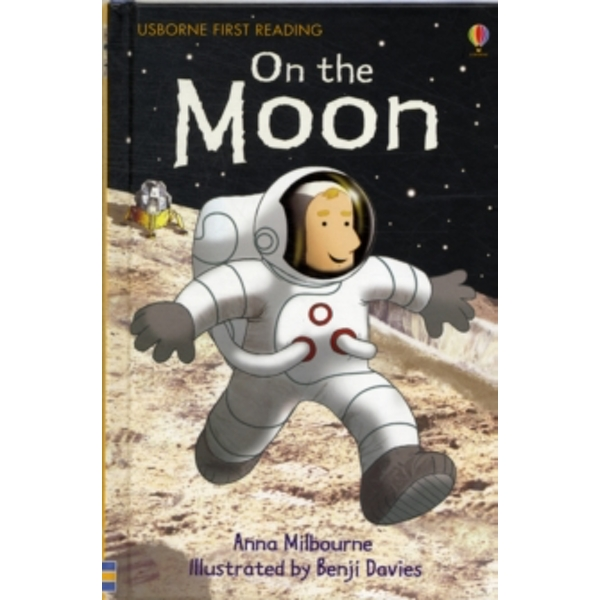 On the Moon by Anna Milbourne (Hardback, 2011)