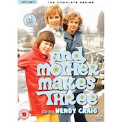 And Mother Makes Three - The Complete Series DVD