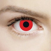 Bloody Red 1 Day Halloween Coloured Contact Lenses (MesmerEyez XtremeEyez)