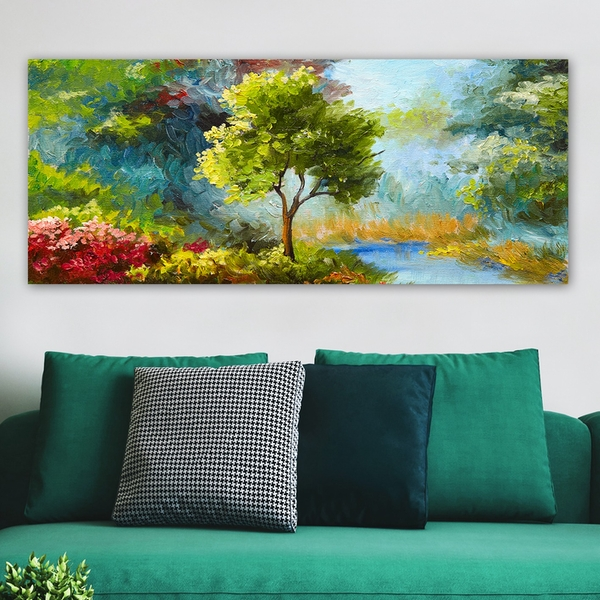 YTY539260618_50120 Multicolor Decorative Canvas Painting