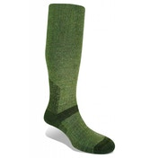 Bridgedale Men's WoolFusion Summit Knee Socks, Olive - Medium