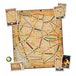 Ticket To Ride France & Old West Map Collection Board Game - Image 2