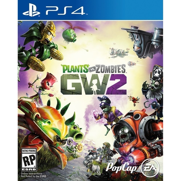 Plants vs Zombies Garden Warfare 2 Game PS4