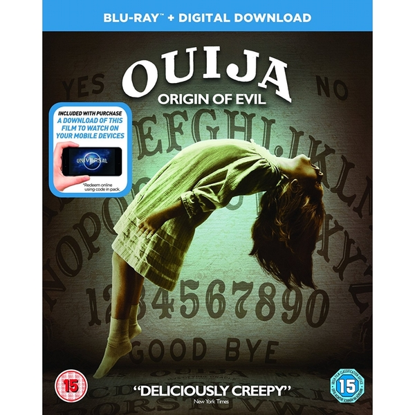Ouija: Origin of Evil Blu-ray + Digital Download