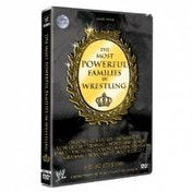 WWE - The Most Powerful Families In Wrestling DVD (2 Discs) [DVD] (2008) Wwe