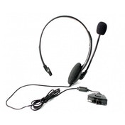 ORB Wired Headset Black Xbox 360