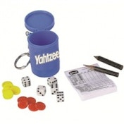 Basic Fun Yahtzee Key Chain Game