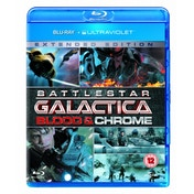 Battlestar Galactica Blood and Chrome Blu-Ray + UV Copy