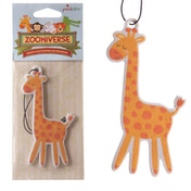 Banana Fragranced Giraffe (Pack Of 6) Air Freshener