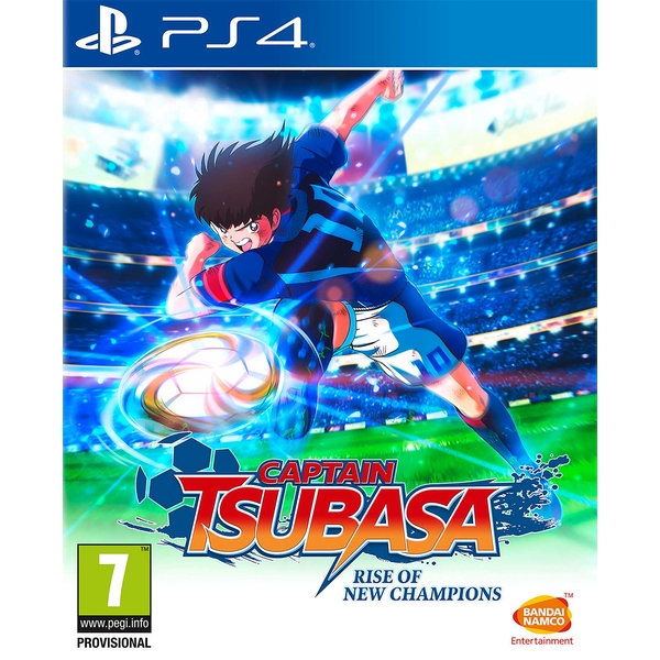 Captain Tsubasa Rise of New Champions PS4 Game (Pre-Order DLC Included)