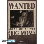 One Piece - Wanted Big Mom Small Poster
