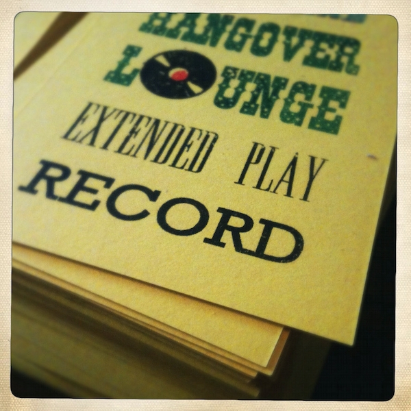 Various - The Third Hangover Lounge Vinyl