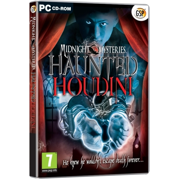 Midnight Mysteries Haunted Houdini Game PC