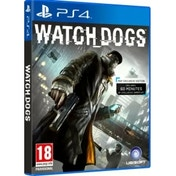 Ex-Display Watch Dogs Game PS4 (Includes 60 Minutes of Extra Gameplay) Used - Like New