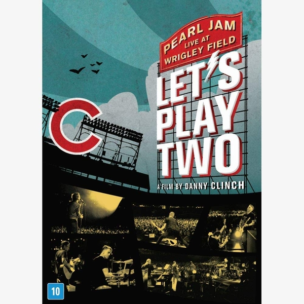 Pearl Jam: Let's Play Two CD + DVD