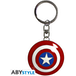 Marvel - Shield Captain America 3D Keychain - Image 2