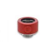 EK Water Blocks EK-HDC Fitting 16mm G1/4 Red