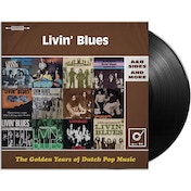 Livin' Blues - The Golden Years Of Dutch Pop Music (A&B Sides And More) Vinyl