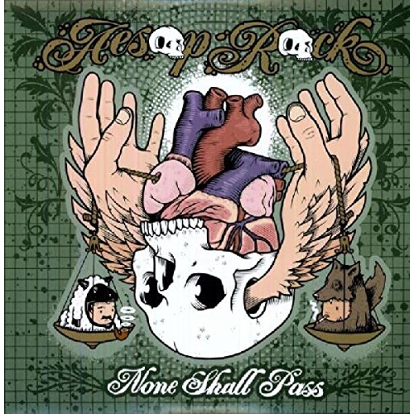 Aesop Rock - None Shall Pass Vinyl