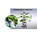 Mad Eye Helicopter Remote Controlled Revell Technik Kit - Image 2