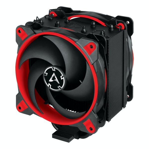 Arctic Freezer 34 eSports DUO Edition Heatsink & Fan, Black & Red, Intel & AMD Sockets, Bionix Fan, Fluid Dynamic Bearing, 10 Year Warranty