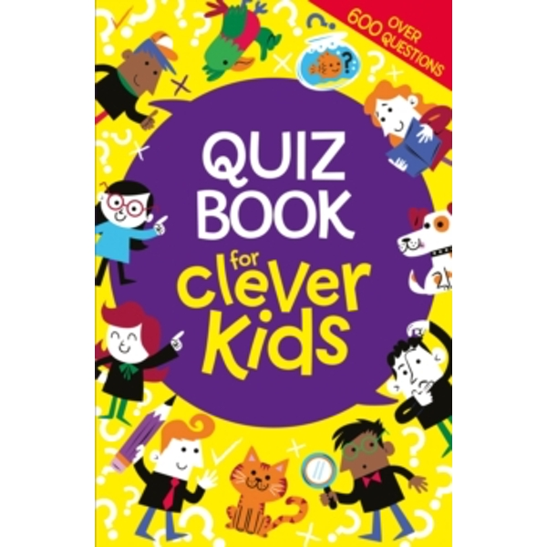 Quiz Book for Clever Kids by Lauren Farnsworth (Paperback, 2015)