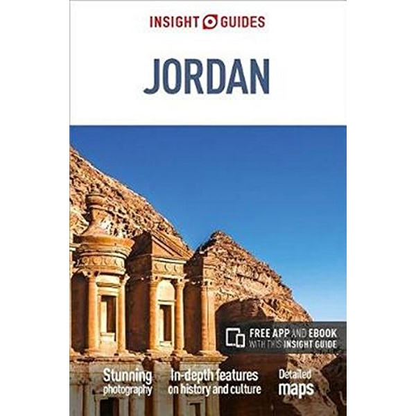 Insight Guides Jordan (Travel Guide with Free eBook)  Paperback / softback 2018