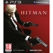 Ex-Display Hitman Absolution Game PS3 Used - Like New