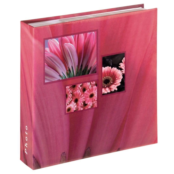 "Hama ""Singo"" Memo Album, for 200 photos with a size of 10x15 cm, pink"