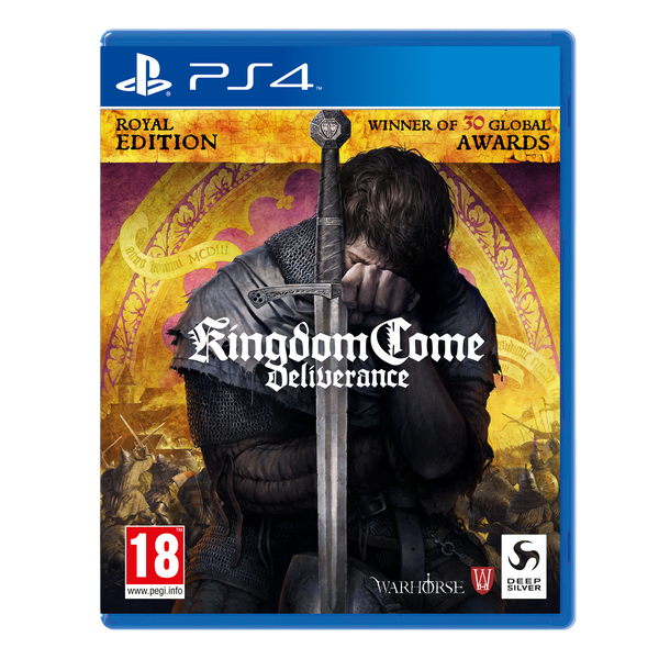 Kingdom Come Deliverance Royal Edition PS4 Game