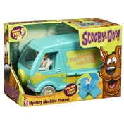 Scooby Doo Mystery Machine Playset and a Fred Figure