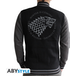 Game Of Thrones - Stark Men's Small Hoodie - Black - Image 2
