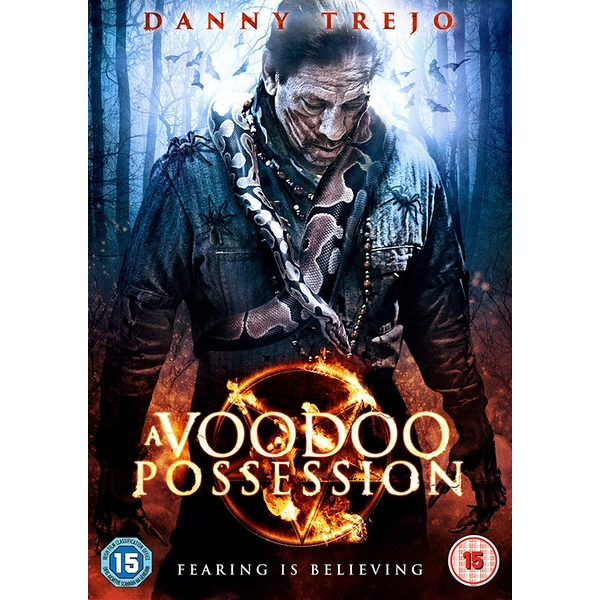 A Voodoo Possession DVD