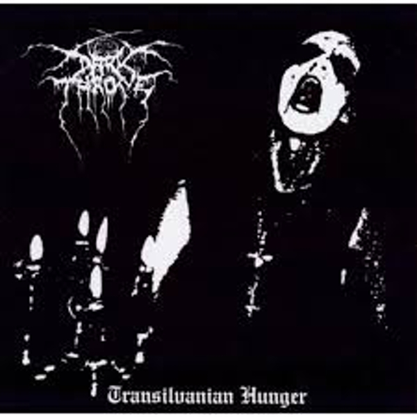 Darkthrone ‎– Transilvanian Hunger Vinyl