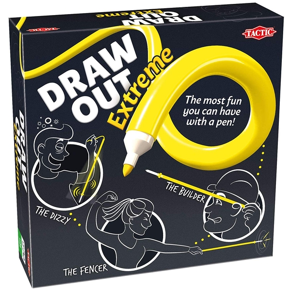 Draw Out Extreme Party Game