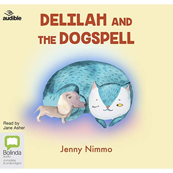 Delilah and the Dogspell  CD-Audio Nimmo, Jenny